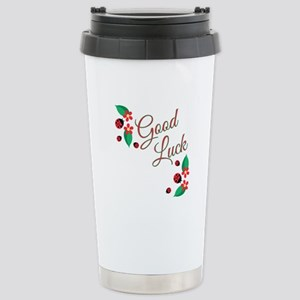 Good Luck Travel Mug