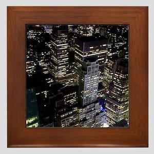 Gotham Framed Tile