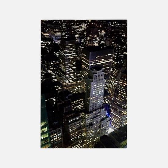 Gotham Rectangle Magnet