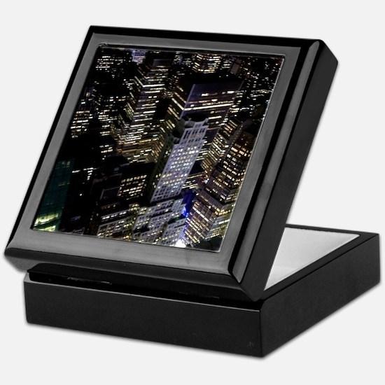 Gotham Keepsake Box