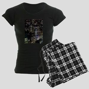 Gotham Women's Dark Pajamas