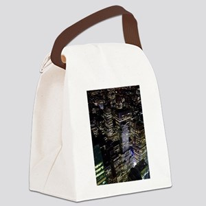 Gotham Canvas Lunch Bag