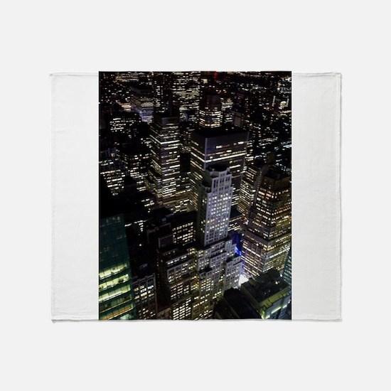Gotham Throw Blanket