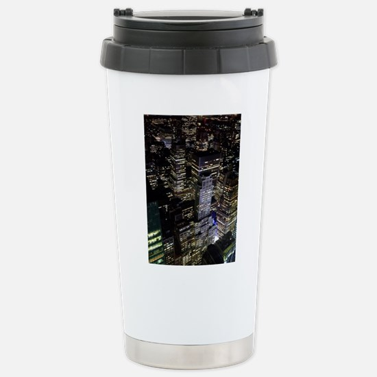 Gotham Stainless Steel Travel Mug