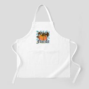 Florida The Sunshine State Apron