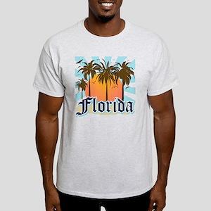Florida The Sunshine State Light T-Shirt