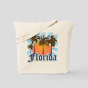 Florida The Sunshine State Tote Bag