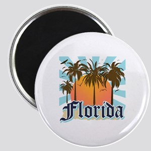 Florida The Sunshine State Magnet