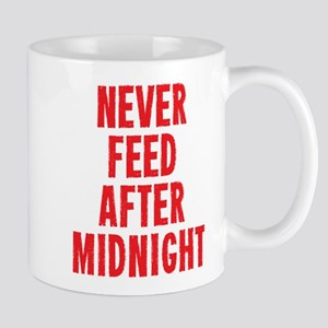 Never Feed After Midnight Mugs