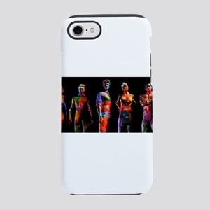 Business People Background iPhone 7 Tough Case