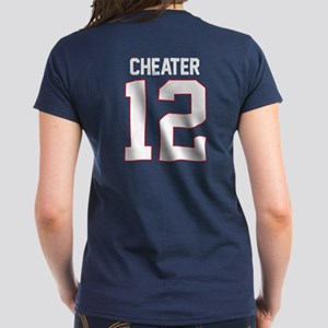 Cheater Tom #12 Women's Dark T-Shirt