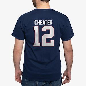 Cheater Tom #12 Dark T-Shirt