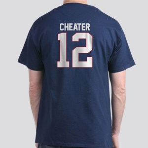 Cheater Tom #12 Dark T-Shirt