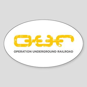 OUR Logo Sticker