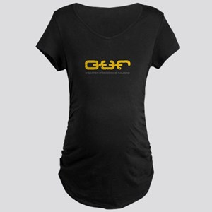 OUR Logo Maternity T-Shirt