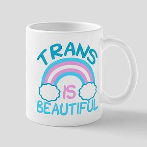 Pretty Trans Mug