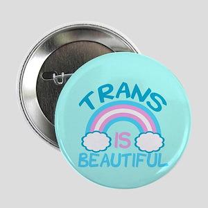 """Pretty Trans 2.25"""" Button"""