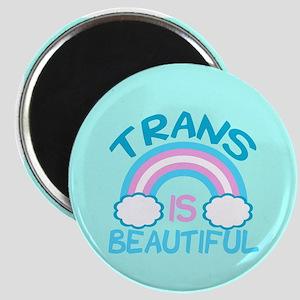 Pretty Trans Magnet