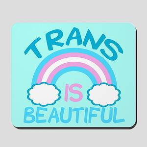 Pretty Trans Mousepad