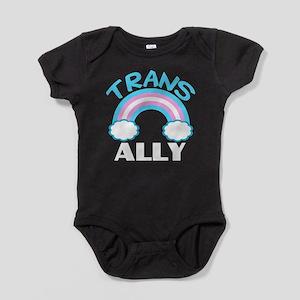 Transgender Ally Baby Bodysuit