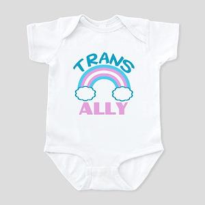 Transgender Ally Infant Bodysuit