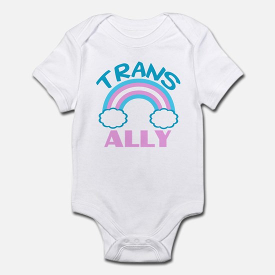 Transgender Ally Infant Bodysuit