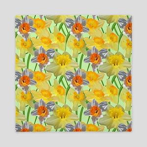 Daffy Daffodil Queen Duvet