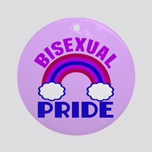 Bisexual Pride Ornament (Round)