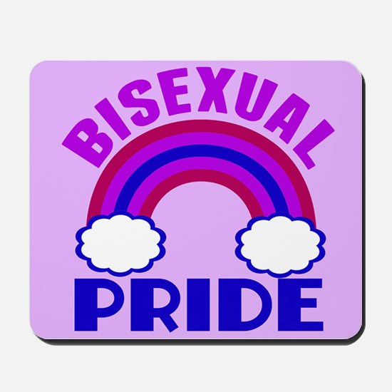 Bisexual Pride Mousepad