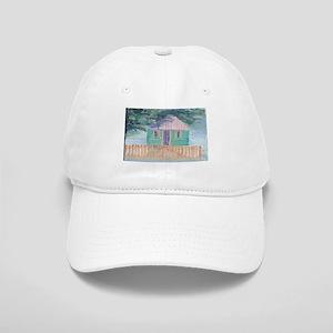 Green Tropical Home Cap