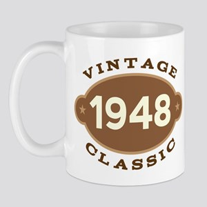 1948 Birth Year Birthday Mug