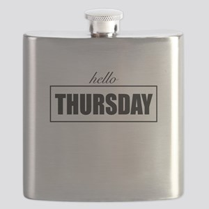 Hello Thursday Flask
