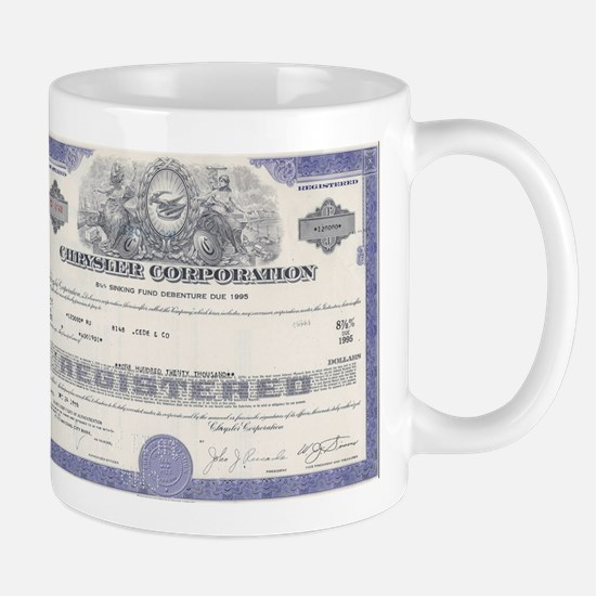 Chrysler Corporation Mug