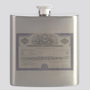 Chrysler Corporation Flask