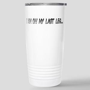 Amputee Humor Travel Mug