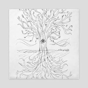 Tree of Life Queen Duvet