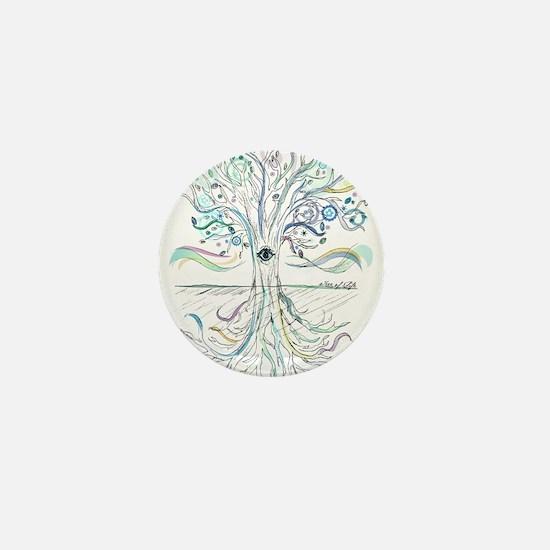 Tree of Life 2 Mini Button