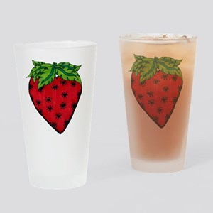 Heartberry Drinking Glass