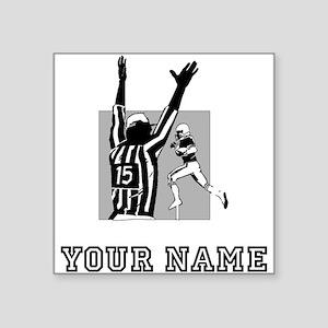 Referee Touchdown (Custom) Sticker