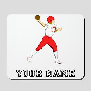 Quarterback (Custom) Mousepad