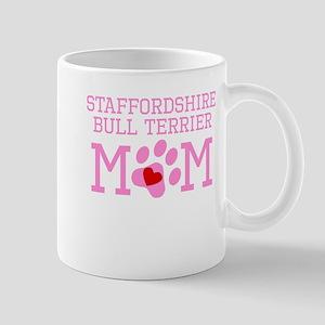 Staffordshire Bull Terrier Mom Mugs
