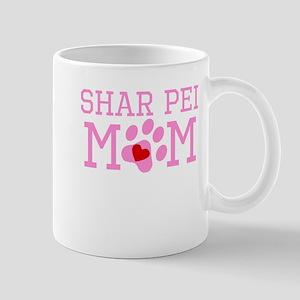 Shar Pei Mom Mugs