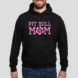 Pit Bull Mom Hoodie