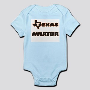 Texas Aviator Body Suit