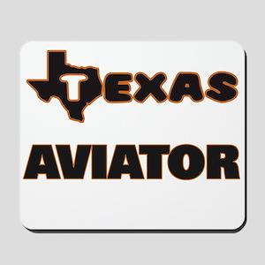 Texas Aviator Mousepad