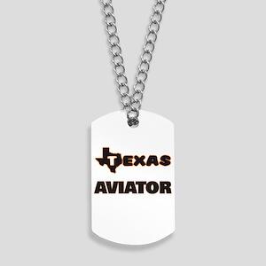 Texas Aviator Dog Tags