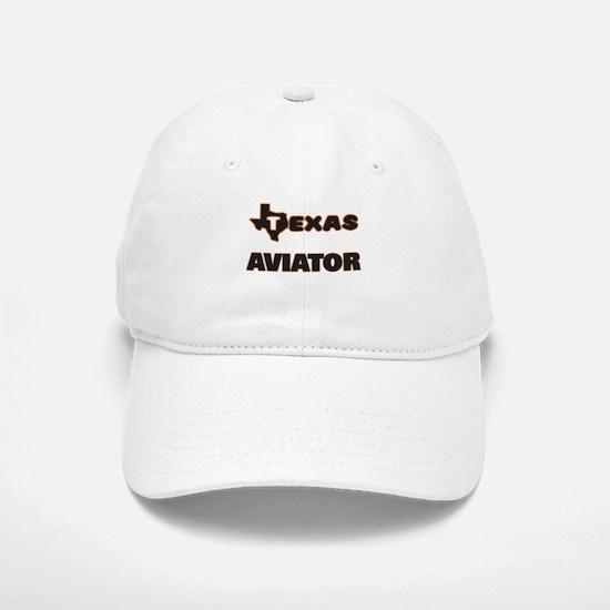 Texas Aviator Baseball Baseball Cap