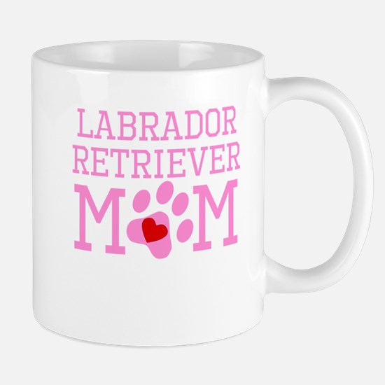 Labrador Retriever Mom Mugs