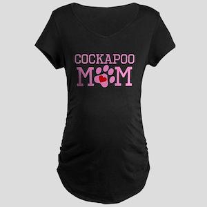 Cockapoo Mom Maternity T-Shirt