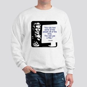 Lincoln Mac Sweatshirt
